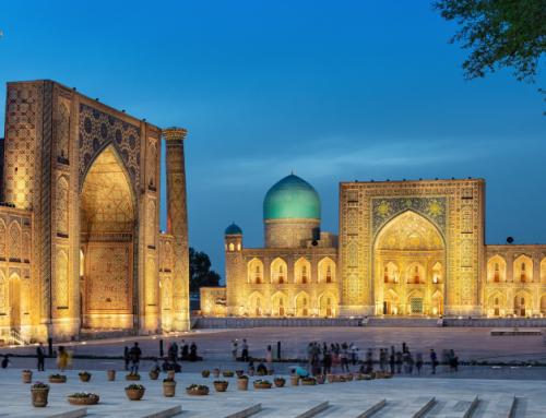 Top 10 reasons to visit Uzbekistan